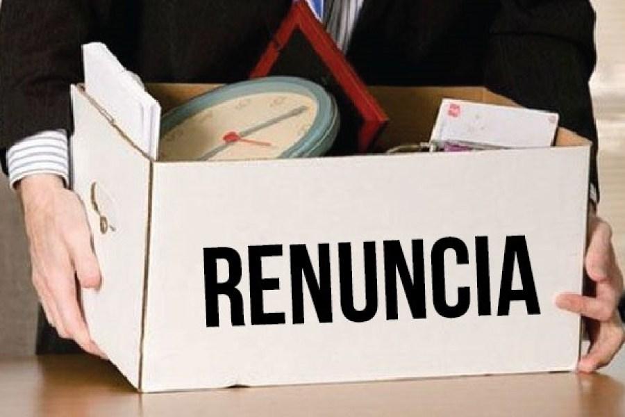 ¿Por qué tantas renuncias de concejales?