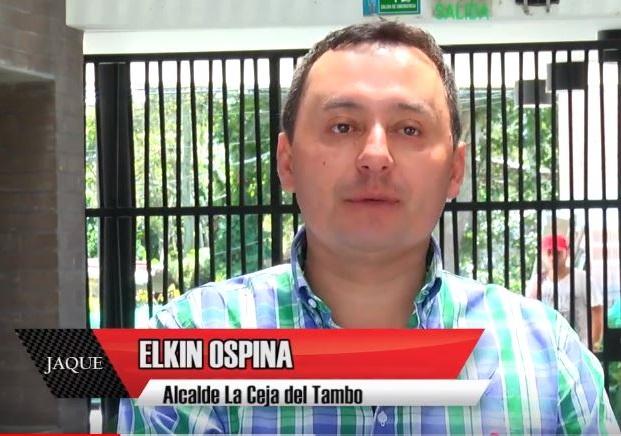 JAQUE 16, invitado alcalde de La Ceja Elkin Ospina