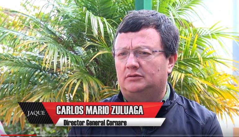JAQUE 21, invitado dir. CORNARE Carlos Mario Zuluaga Gómez
