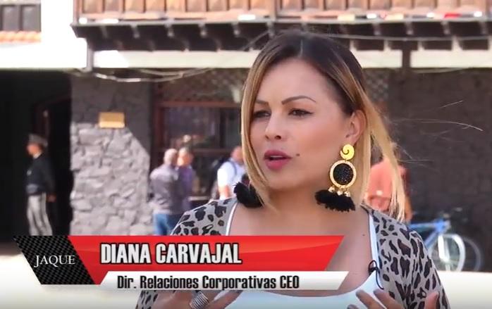 JAQUE 18, invitada Diana Carvajal, dir Relaciones Corporativas CEO