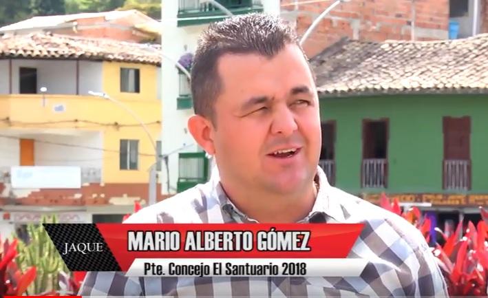 JAQUE 19, invitado concejal Mario Alberto Gómez Salazar